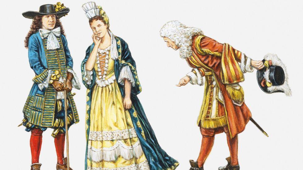 Etiquette of addressing Royals