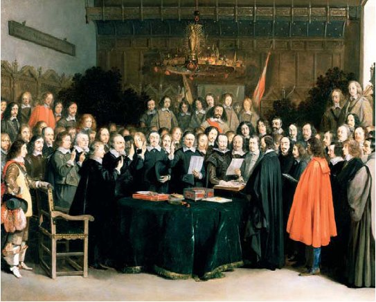 the results of thirty years war and the treaty of westphalia in europe These treaties ended the thirty years' war  results internal political  (catalogue of the 26th exhibition of the council of europe, on the peace of westphalia),.